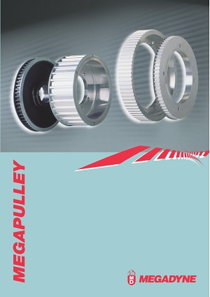 Megadyne Pulley